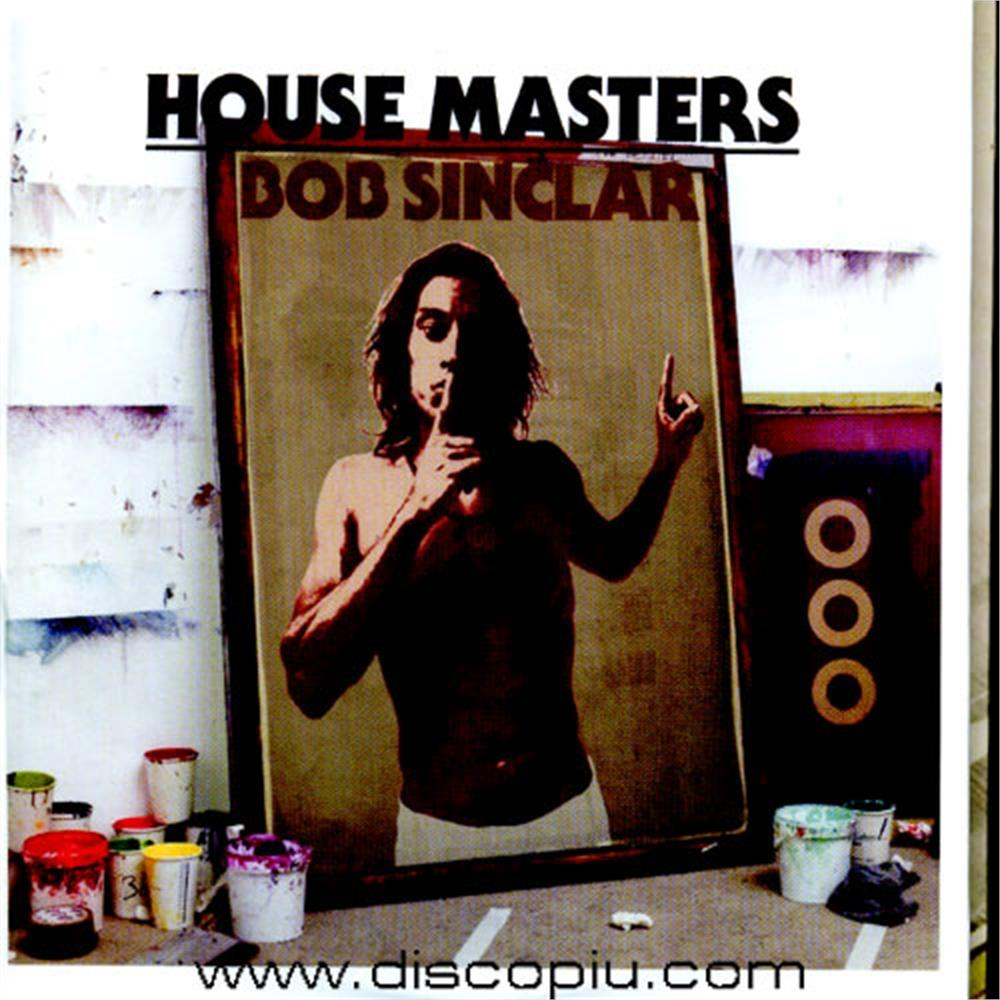 V a house masters bob sinclar disco pi for Classic house unmixed