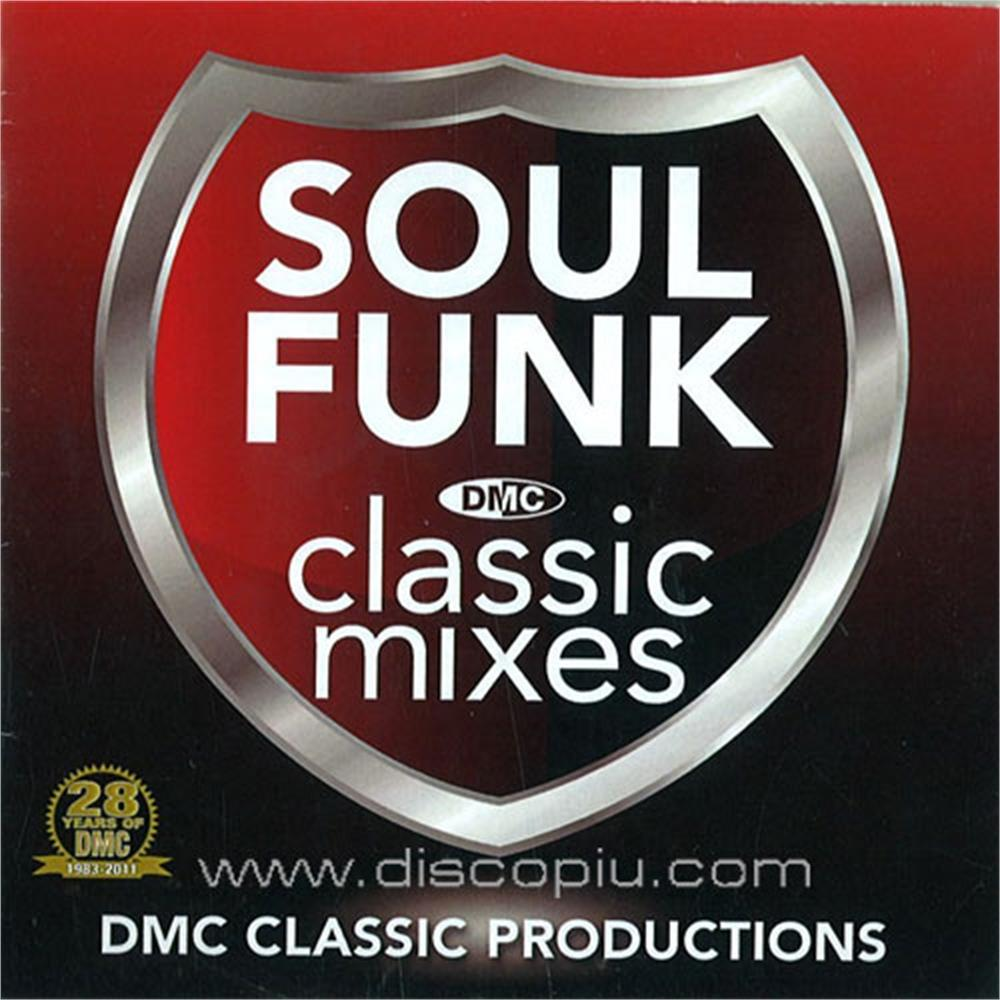 V a dmc classic mixes soul funk disco pi for Classic house unmixed