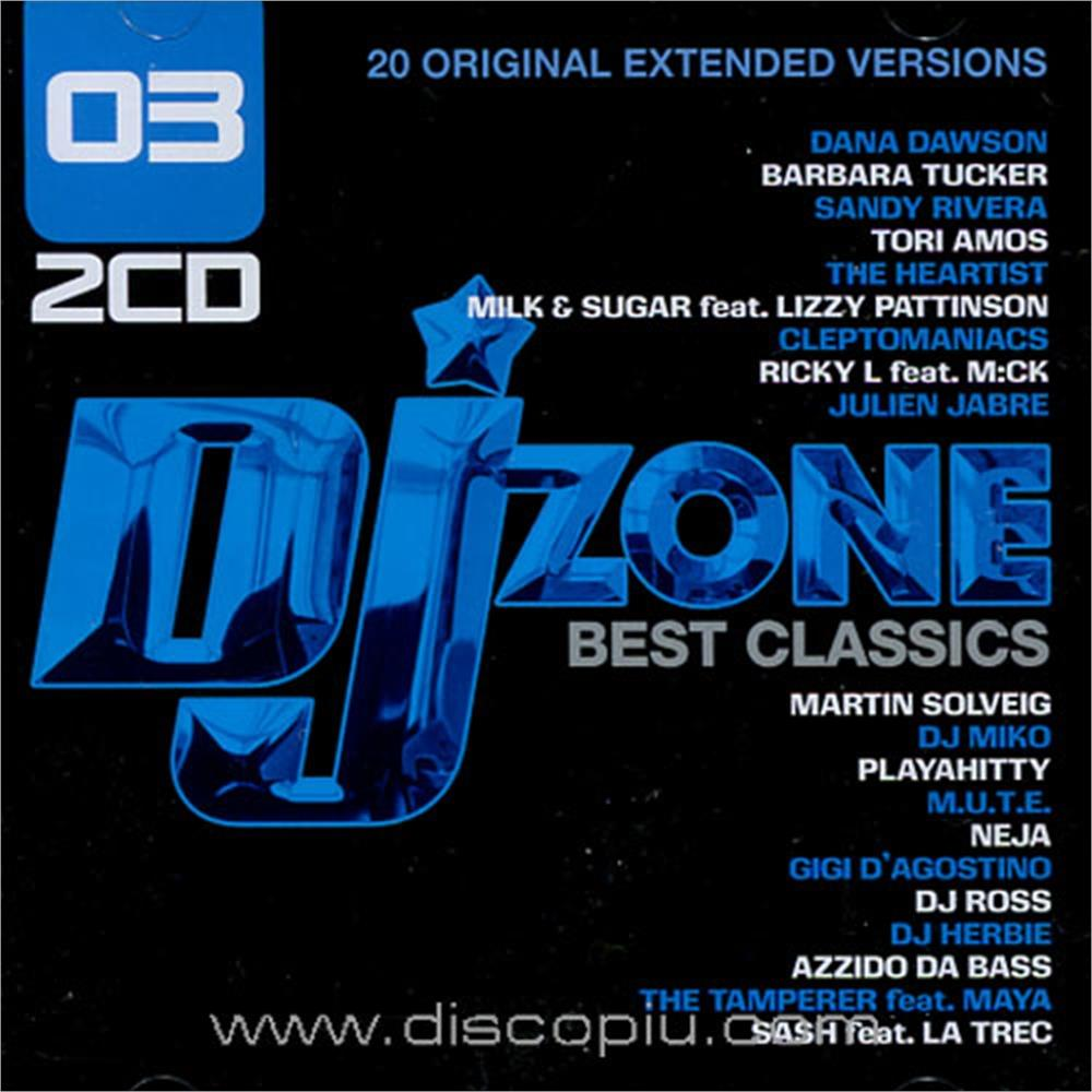 V a dj zone best classics 03 disco pi for Classic house unmixed