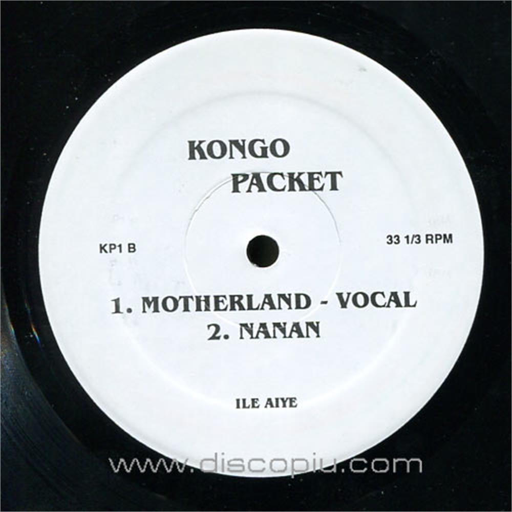 V a kongo packet disco pi for Classic house unmixed