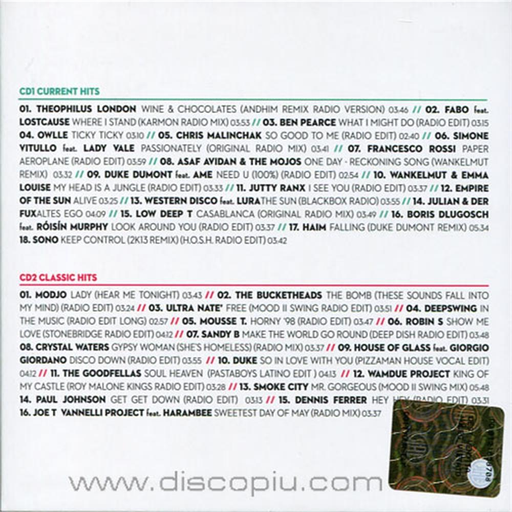 V a max moroldo present house of italy disco pi for Classic house unmixed