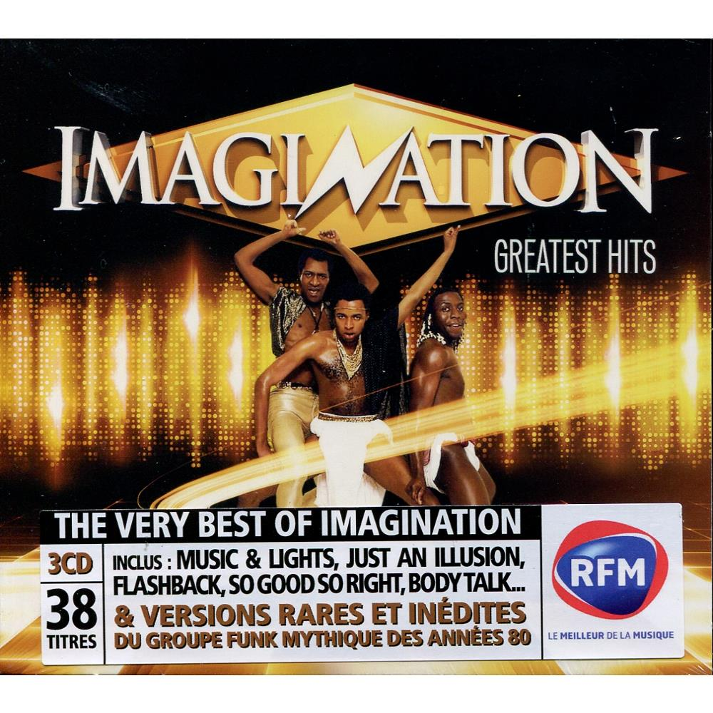 Imagination Greatest Hits Disco Pi 249