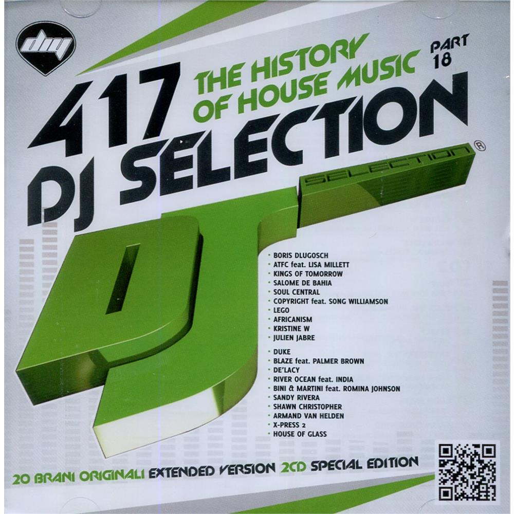 V a dj selection 417 the history of house music part for Classic house unmixed