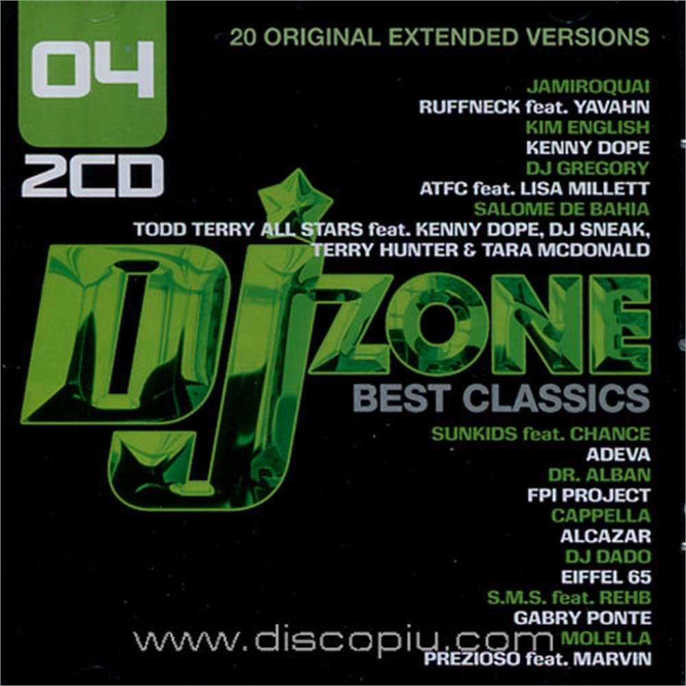 V a dj zone best classics 04 disco pi for Classic house unmixed