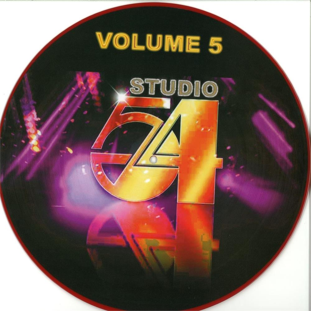 Studio 54 studio 54 volume 5 disco night disco pi for Classic house unmixed