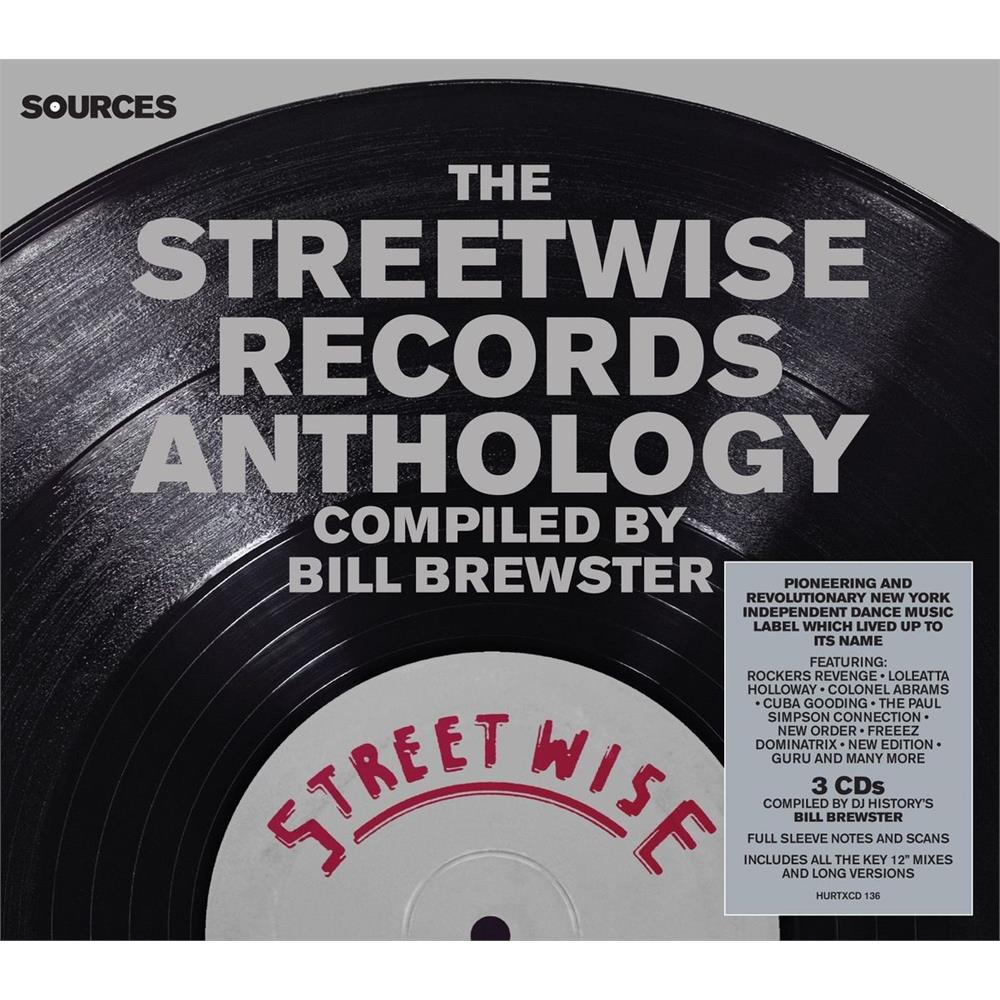 Various Anthology - A Music West Collection
