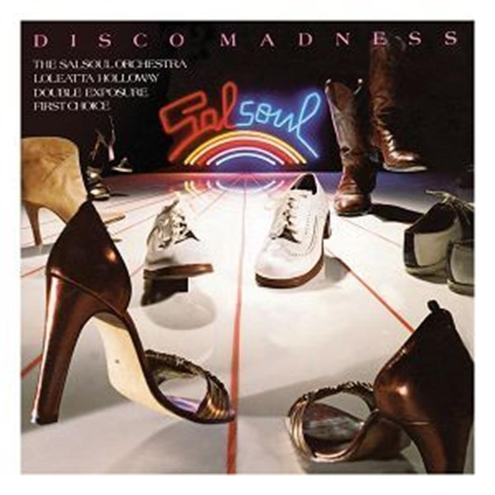 Various artists disco madness expanded edition disco pi for Classic house unmixed