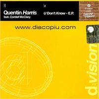 quentin-harris-feat-cordell-mcclary-u-don-t-know-e-p-cd