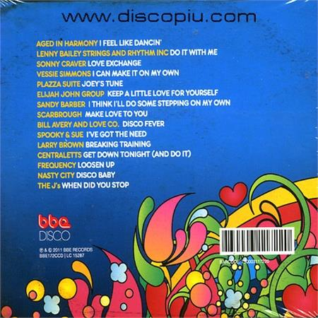 v a  (mixed by al kent) - disco love 2 - more rare disco & soul uncovered  (cd)