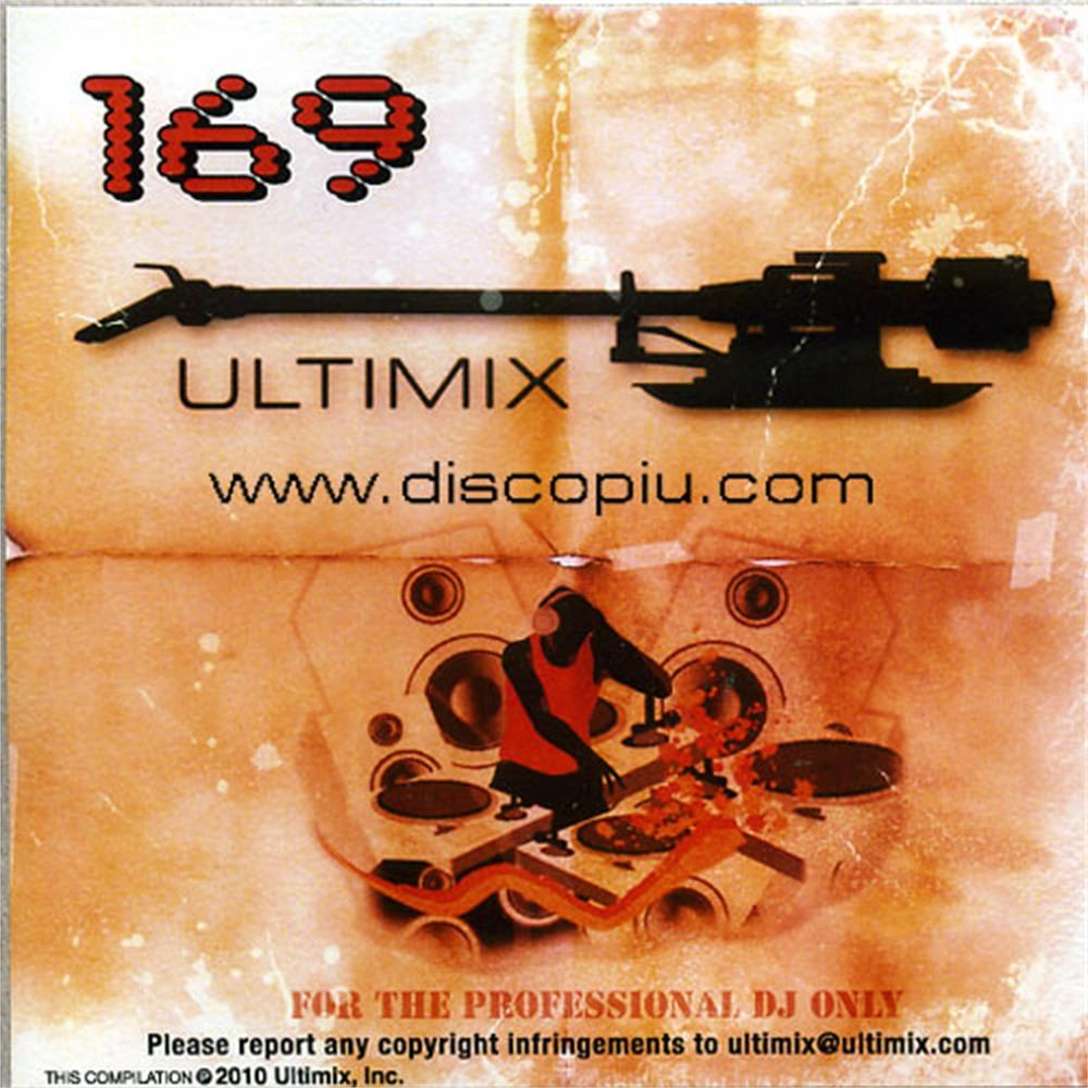 v a  - ultimix 169 - for the professional dj only dance r&b hip-hop electro  house pop unmixed - Disco Più