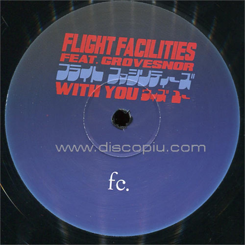 flight facilities melbourne symphony orchestra cd
