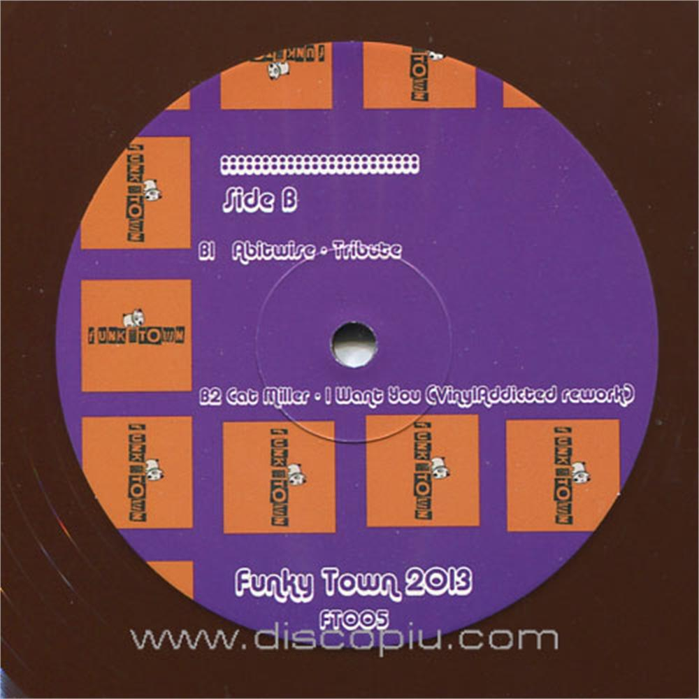funky town - love, peace and freedom e p house disco funk deep