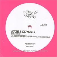 waze-oddysey-please-don-t-dance-e-p