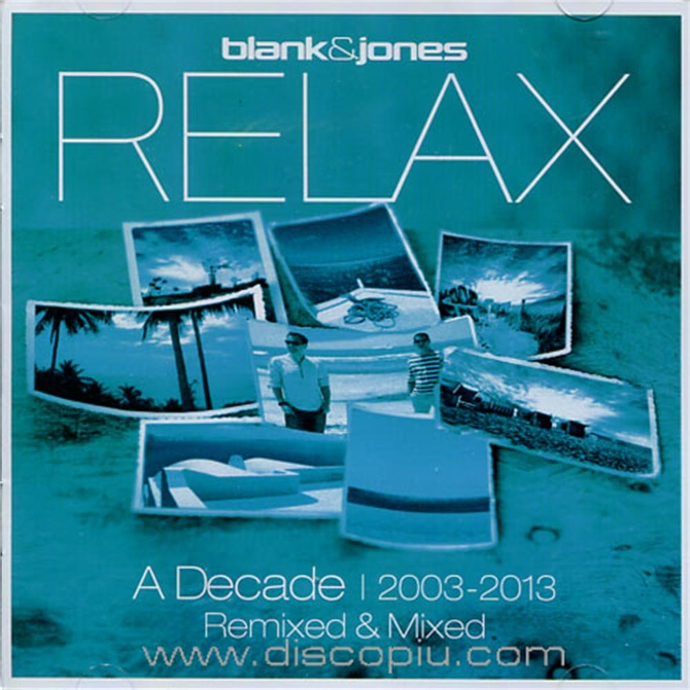 blank and jones relax edition 6