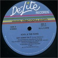 kool-the-gang-get-down-on-it-b-w-summer-madness-brown-vinyl