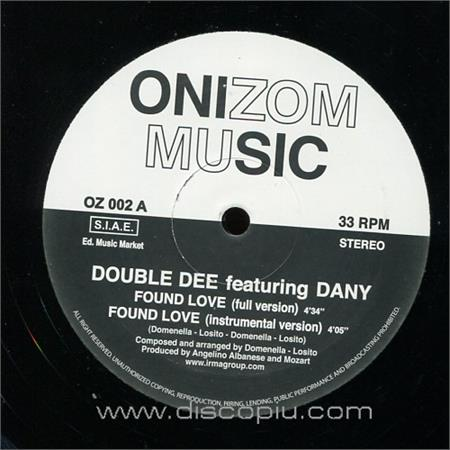 double-dee-feat-dany-found-love