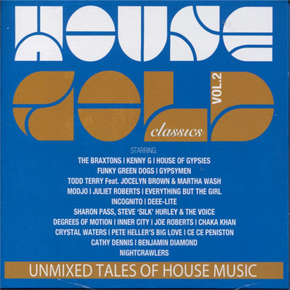 2b15ff3575a33 v.a. - house gold classics vol. 2 house vocal chicago classic ...