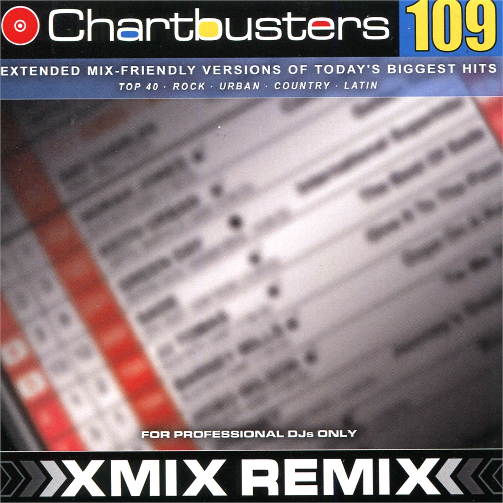 v a  - x-mix chartbusters volume 109 house dance electro pop vocal latin  unmixed - Disco Più