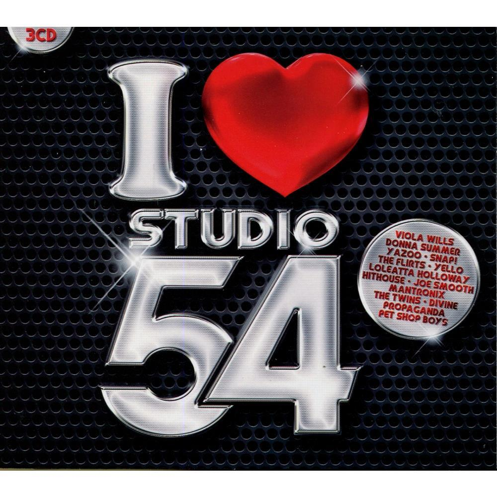 e1f6b056681c9 v.a. - i love studio 54 edm house vocal unmixed - Disco Più