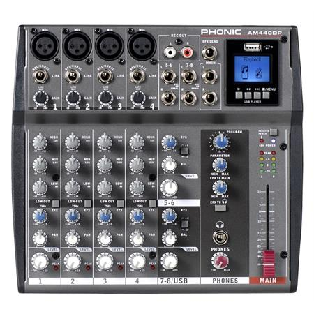 phonic-am-440-dp