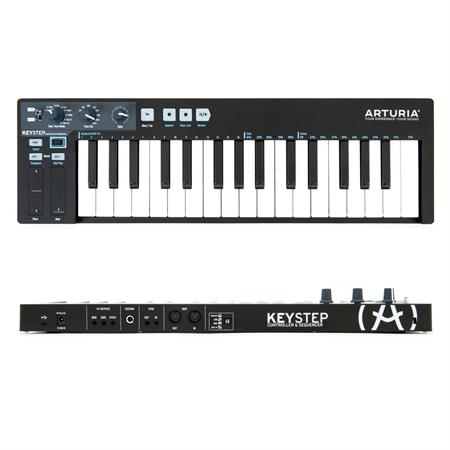 arturia-keystep-black-edition