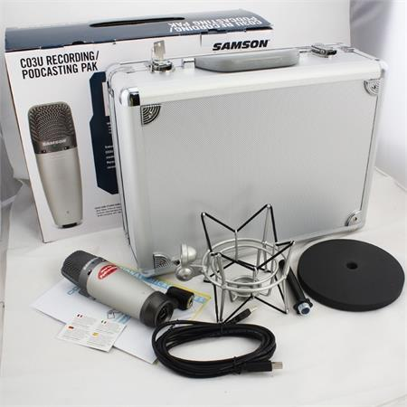 samson-c03u-recording-podcasting-pack