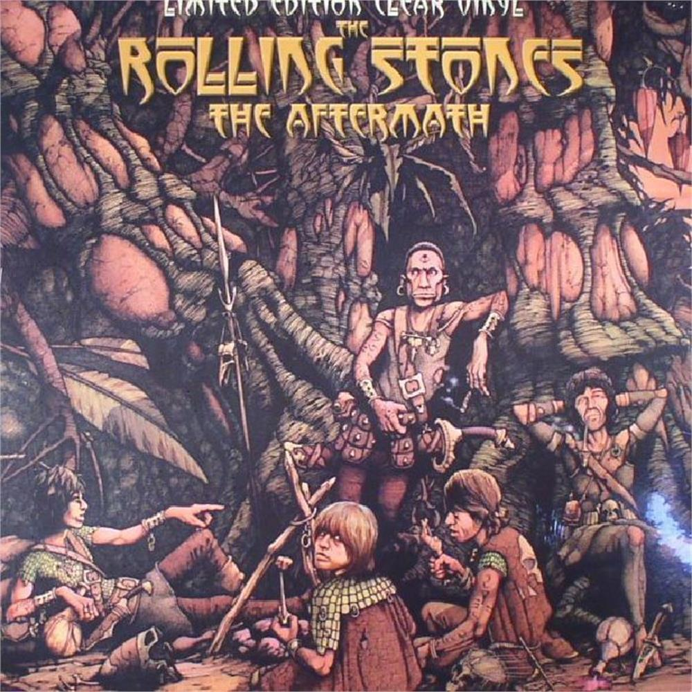 the rolling stones - the aftermath pop rock classics - Disco Più