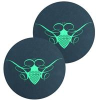 cocoon-slipmat-grey-logo-green