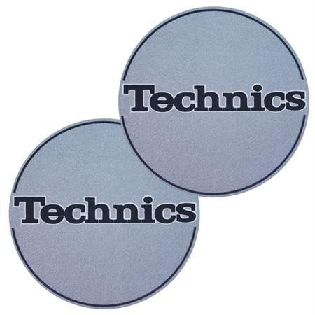 technics-slipmats-metal-blue