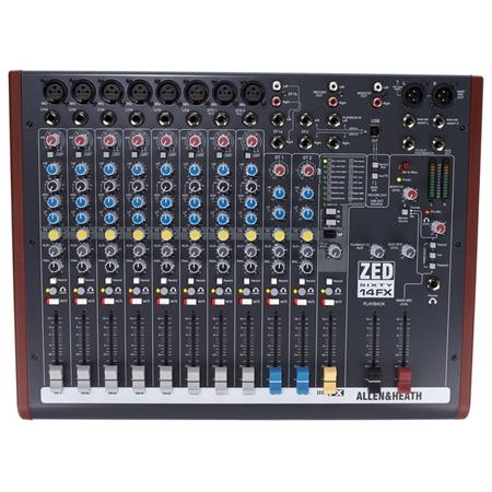 allen heath-zed60-14fx-ex-demo