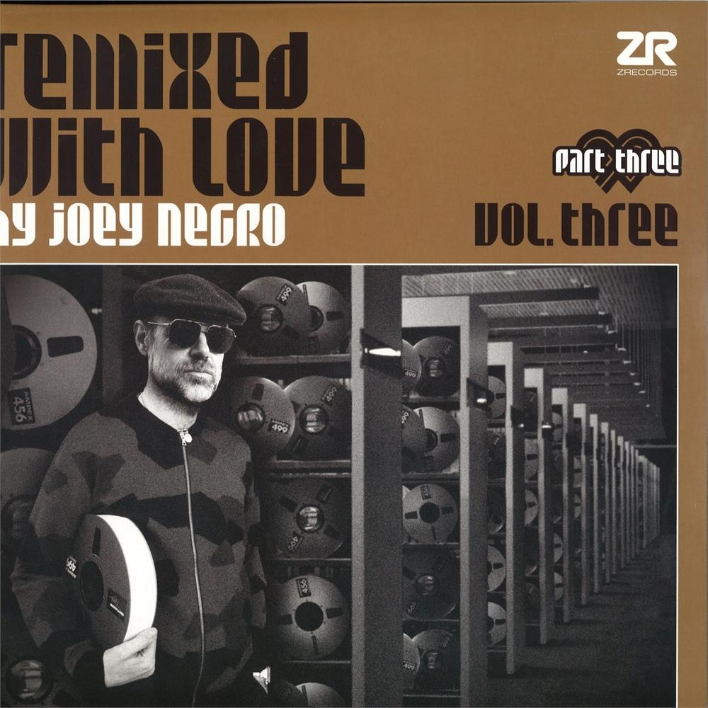 Various Artists Remixed With Love By Joey Negro Vol 3