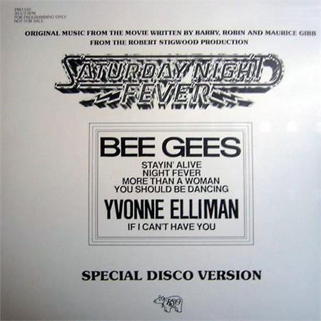 bee-gees-b-w-yvonne-elliman-saturday-night-fever-special-disco-version-blue-vinyl