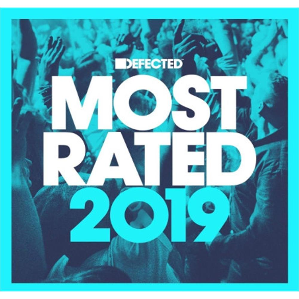 1bf80e4327a3e v.a. - defected presents most rated 2019 house disco nu unmixed ...