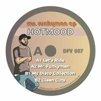hotmood-mr-funkyman-ep
