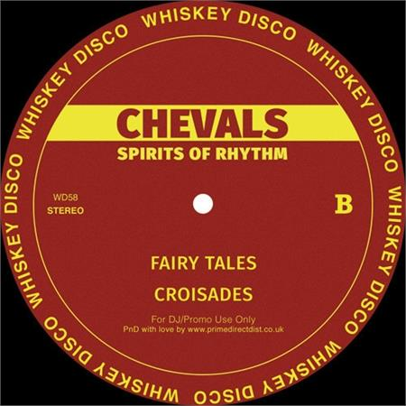 chevals-spirits-of-rhythm-ep