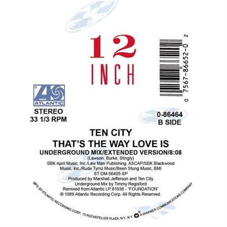 ten-city-that-s-the-way-love-is