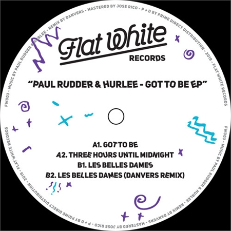 paul-rudder-hurlee-got-to-be-ep