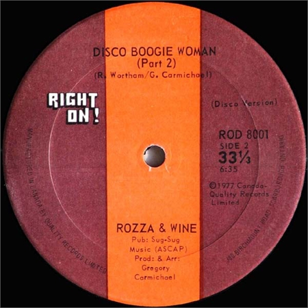 rozaa-wine-disco-boogie-woman-disco-version