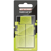 reloop-fader-cap-set-5-yellow