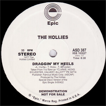 the-hollies-draggin-my-heels