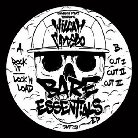 william-caycedo-bare-essentials-ep
