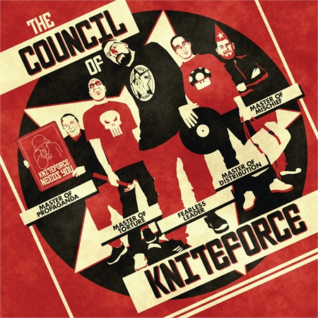 various-the-council-of-kniteforce-ep