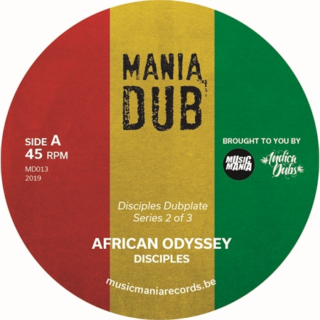 disciples-african-odyssey-african-dub