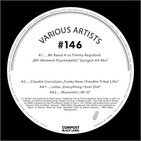 various-mr-raoul-k-vs-t-regisford-c-coccoluto-compost-black-label-146-lehar-musumeci