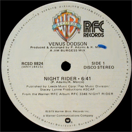 venus-dodson-night-rider-b-w-where-are-we-headed