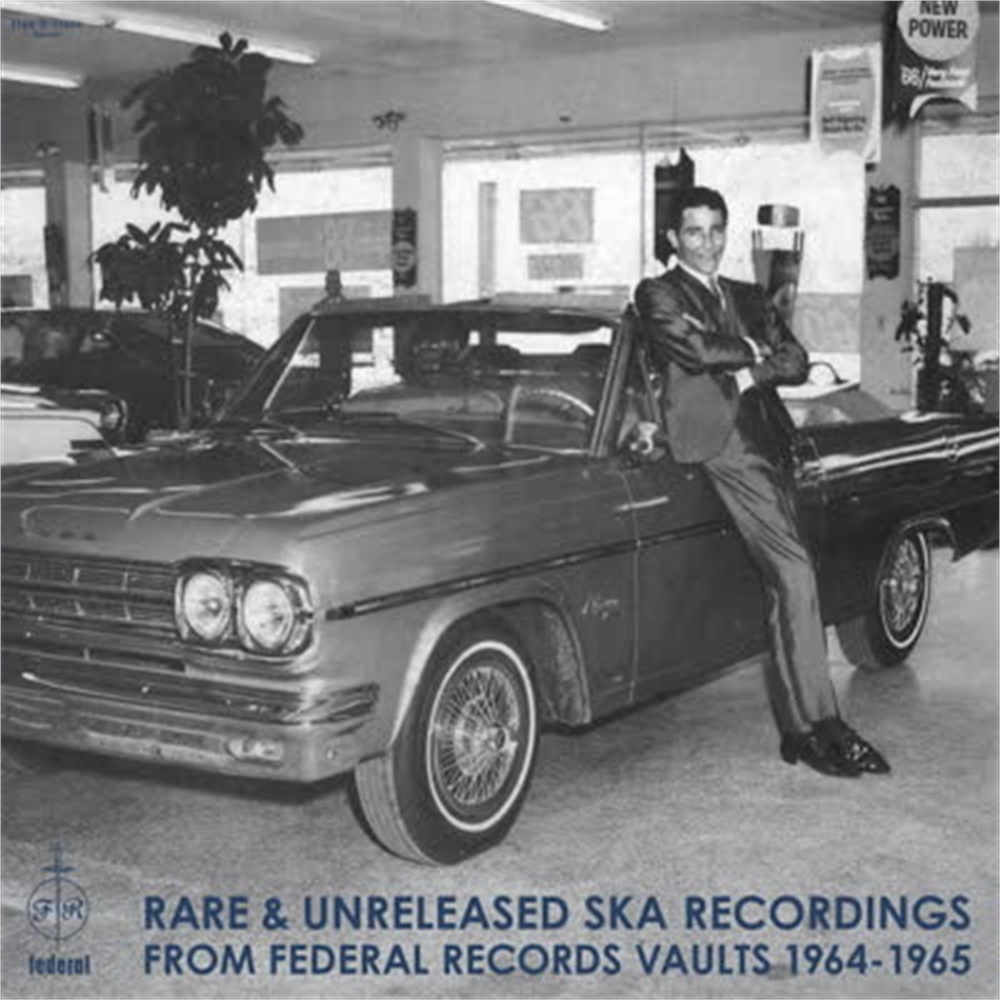 various artists - rare & unreleased ska recordings from federal records  vaults    hip-hop reggae reggae-dub ska pop world music alternative - Disco