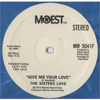 the-sisters-love-give-me-your-love-blue-trasparent-vinyl