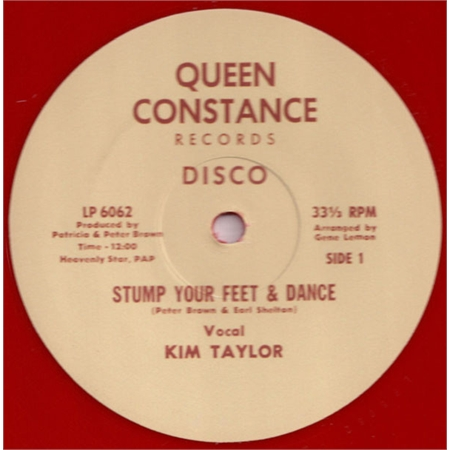 kim-taylor-stump-your-feet-dance-red-trasparent-vinyl