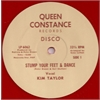 kim-taylor-stump-your-feet-dance-red-trasparent-vinyl_image_1