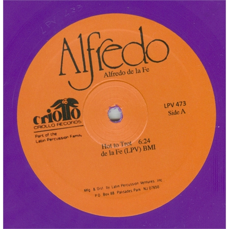 alfredo-de-la-f-hot-to-trot-purple-vinyl